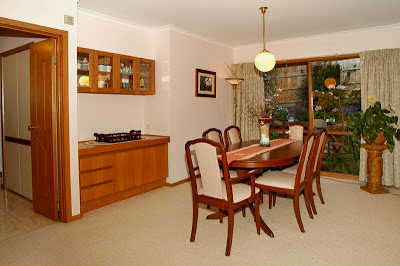 Whitehall Dining Room Before